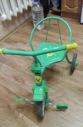 Детский велосипед Moby Kids
