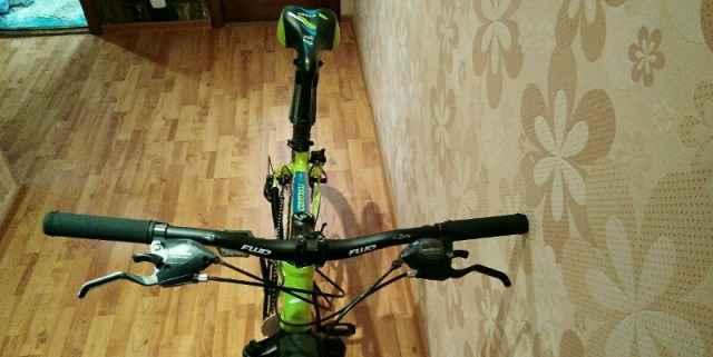Велосипед Горный Форвард apache 2.0