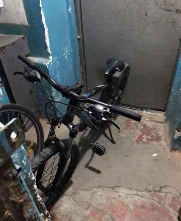 Велосипед Фокус все отлично работает не паломонный