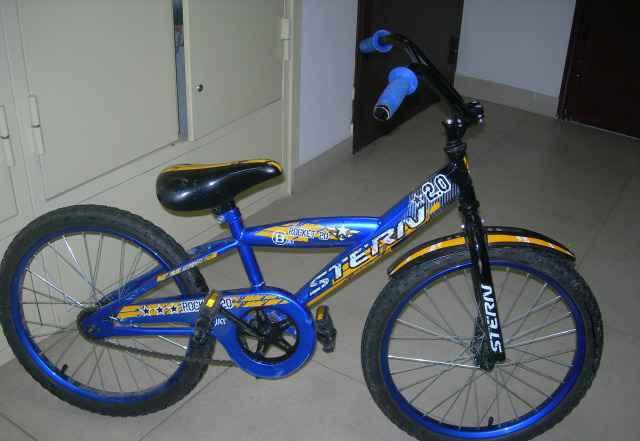 Велосипед легкий 20 дюймов подростку 5-13 немец