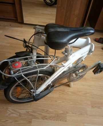 Складной велосипед Fold Х revolver