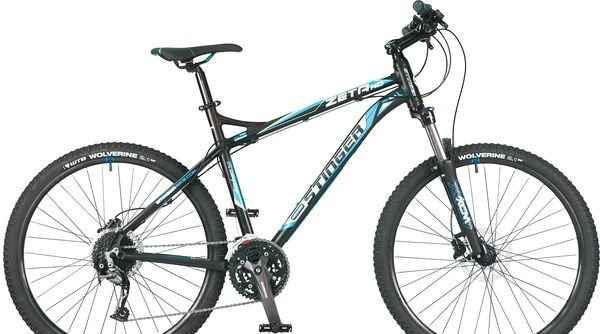 Велосипед Стингер Зета HD 26