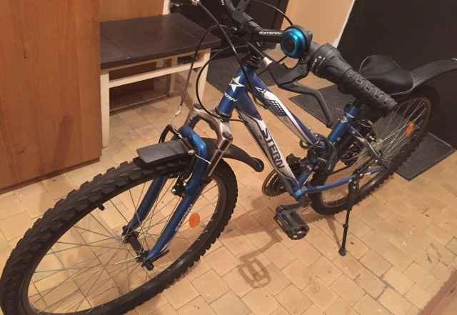 Велосипед stern Вега 26 состояние как новый