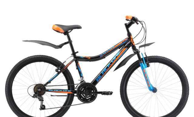 велосипед блэк,блак One Ice 24 В1