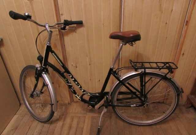 прогулочного велосипеда Winora Jade 2014