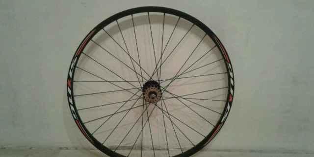 Заднее колесо fixed Гир 28(700c)