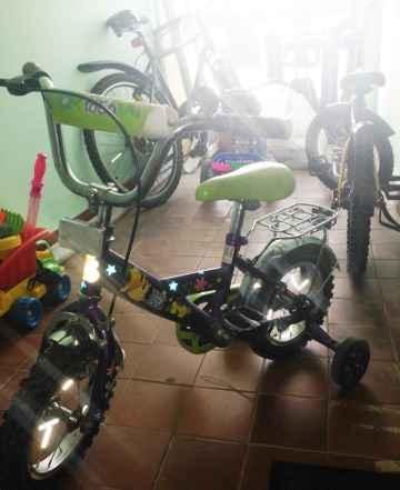 Детский велосипед для 2-4 лет