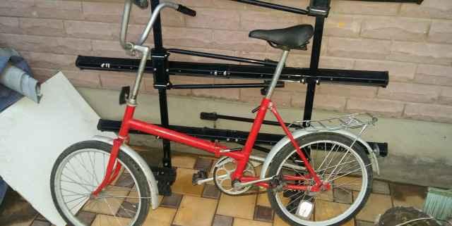 Складной велосипед Велта кама