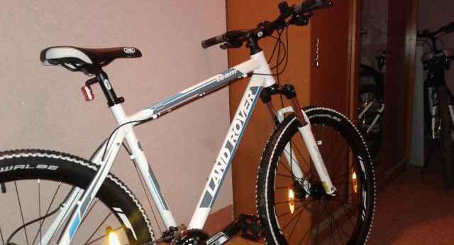 Велосипед Ленд,Ланд Ровер SIX 50 team*20