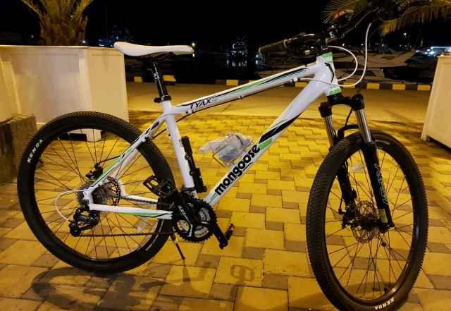 Велосипед mongoose comp tyax