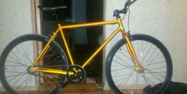 Велосипед блэк,блак one Урбан 700