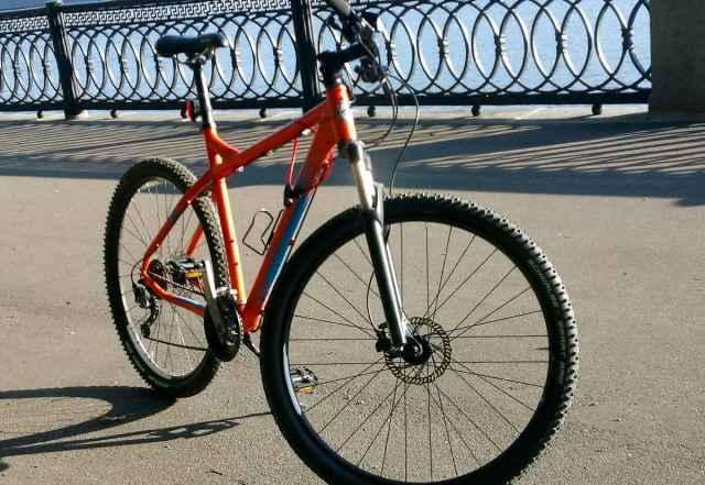 Bergamont Revox 4.0 горный велосипед 29
