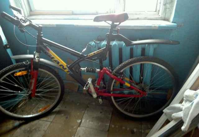 Велосипед Giant Gsr Team