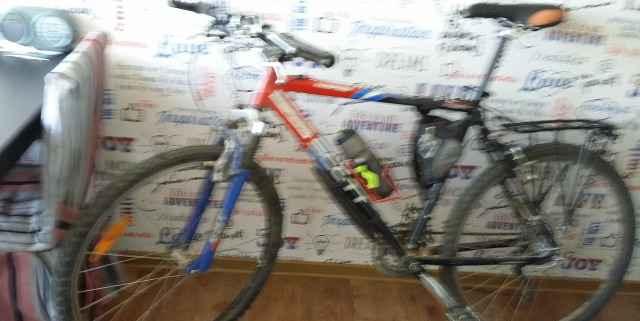 """Горный велосипед 26"""" Scott и Wheller"""