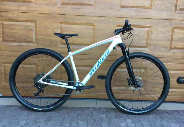 Specialized Epic Hardtail Comp Carbon World Cup