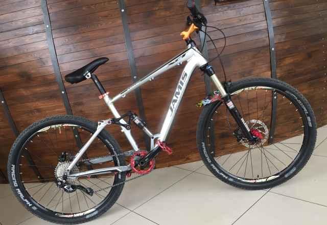 Велосипед двухподвес Jamis 650 Dakar XCT Comp