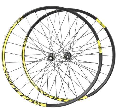 топовое заднее колесо Syncros xr-rc