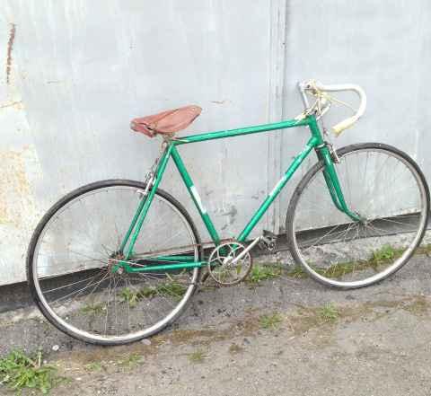 Скоростной советский велосипед