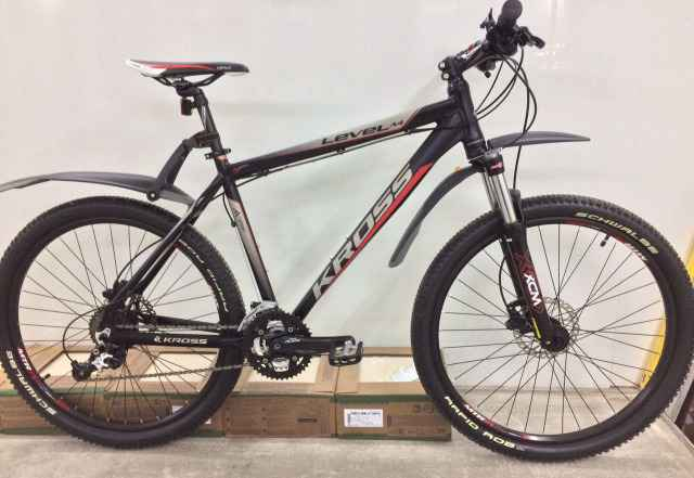 Велосипед Kross Level А4 Hard tail Кросс-кантри