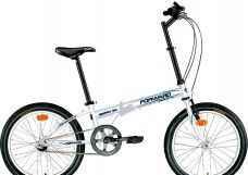 Складной легкий велосипед
