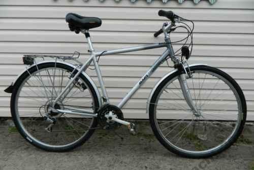 Немецкий велосипед винтаж привезен из гдр в 80-х