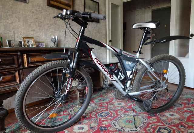 Горный велосипед Форвард в отличном состоянии