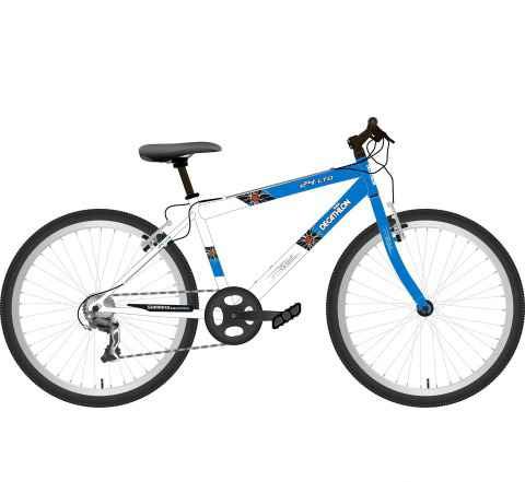 """Велосипед decathlon 24"""" для детей и подростков"""