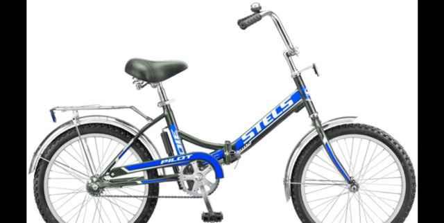 Велосипед Стелс Пилот 310 (2016)