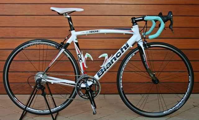 Bianchi Via Nirone 7 C2C Ultegra/105