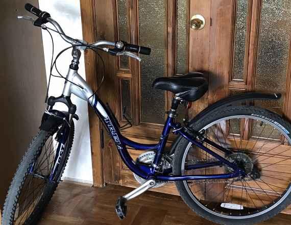 Велосипед.Трек Навигатор 100