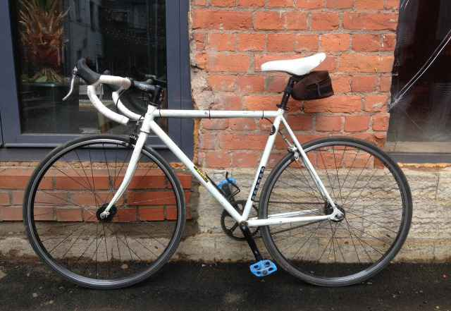 Велосипед Fuji сингл-спид