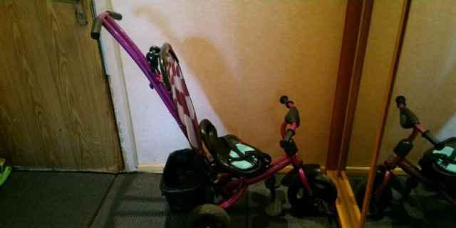 Велосипед детский Рич Toys Лексус Trike Оригинал