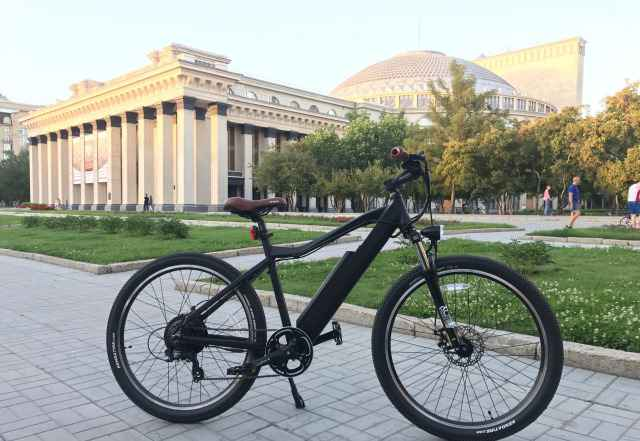 электрический велосипед Eco Drive V10