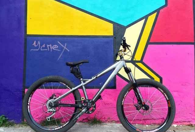 Горный велосипед Haro Эскейп Comp (2007)