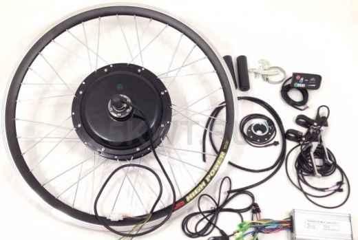Мотор колесо + аккумулятор (электровелосипед)
