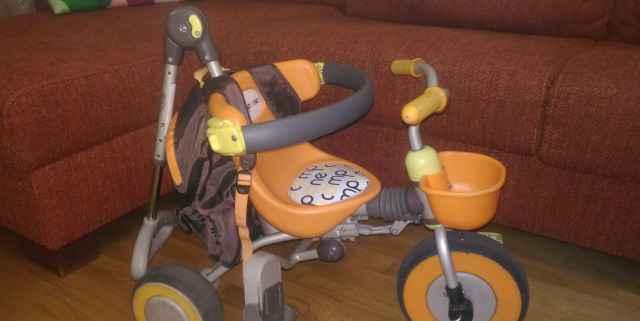 Трехколесный велосипед Ides Compo neo