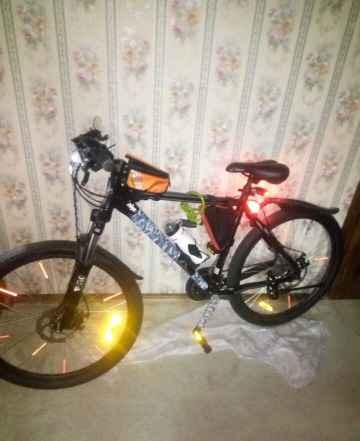 велосипед танк рф