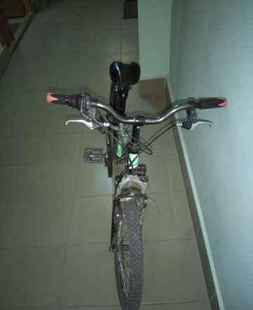 Горный велосипед Стелс Пилот 230 возраст 6 - 9 лет