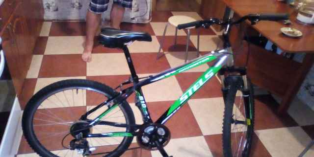Велосипед Стелс Навигатор 610 gent