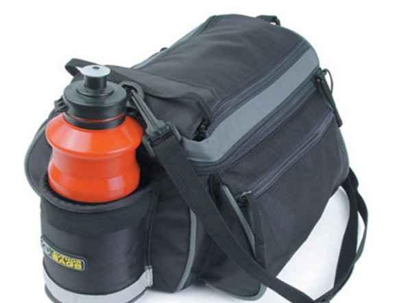 Новая сумка на багажник 9л