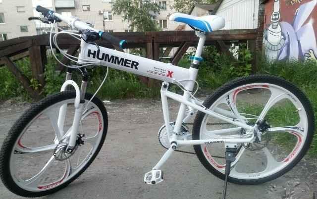 Фирменный Новый велосипед Хаммер,Хамер
