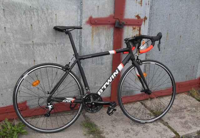шоссейный велосипед btwin Triban 500
