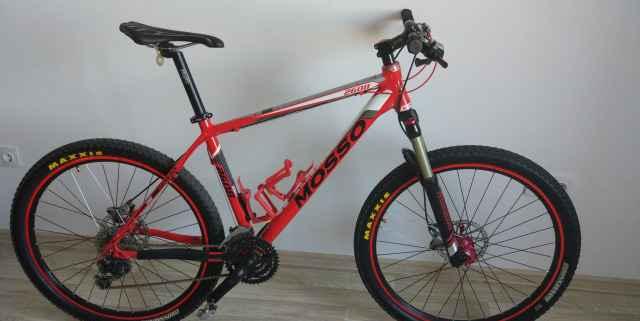 """Велосипед mosso 26"""" ручная сборка"""