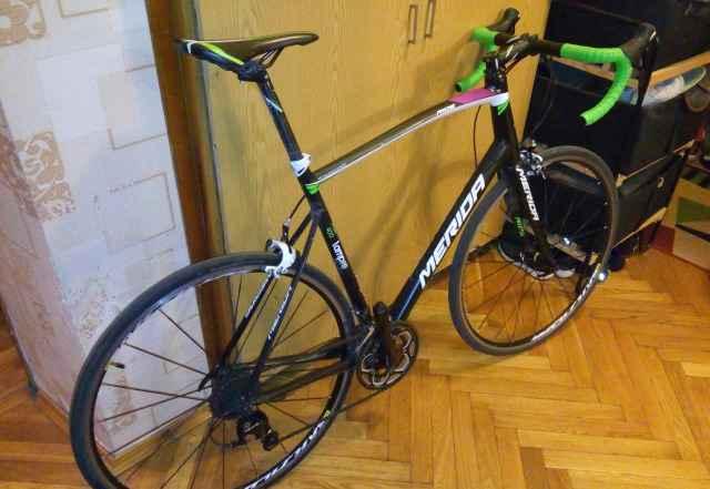 Шоссейный велосипед Merida Ride 400 (Shimano 105)
