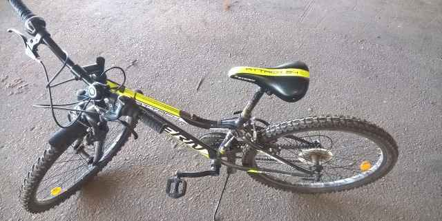Подростковый велосипед Stern Attack 24