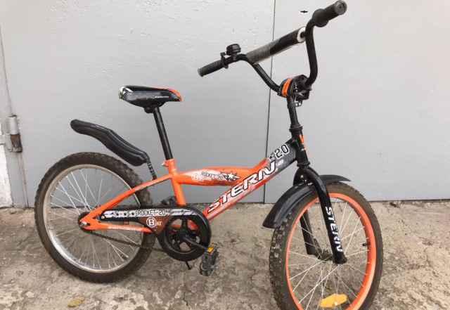 Велосипед детский (6-12лет) Stern Рокет 20