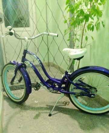 Электра Hawaii велосипед для модницы