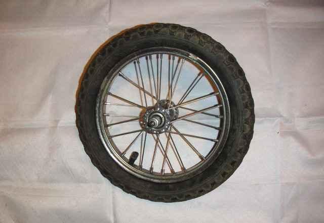 Велоколесо для детского велосипеда или самоката