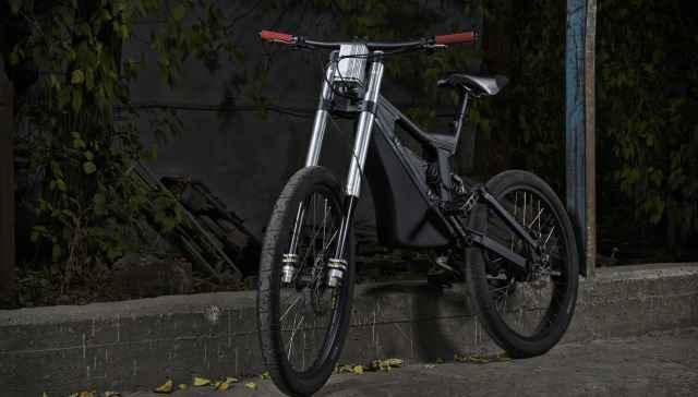 Электровелосипед stark devolution 2008
