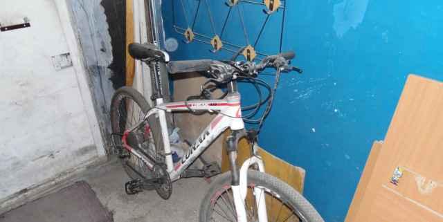 Горный велосипед Lorak дисковые тормоза